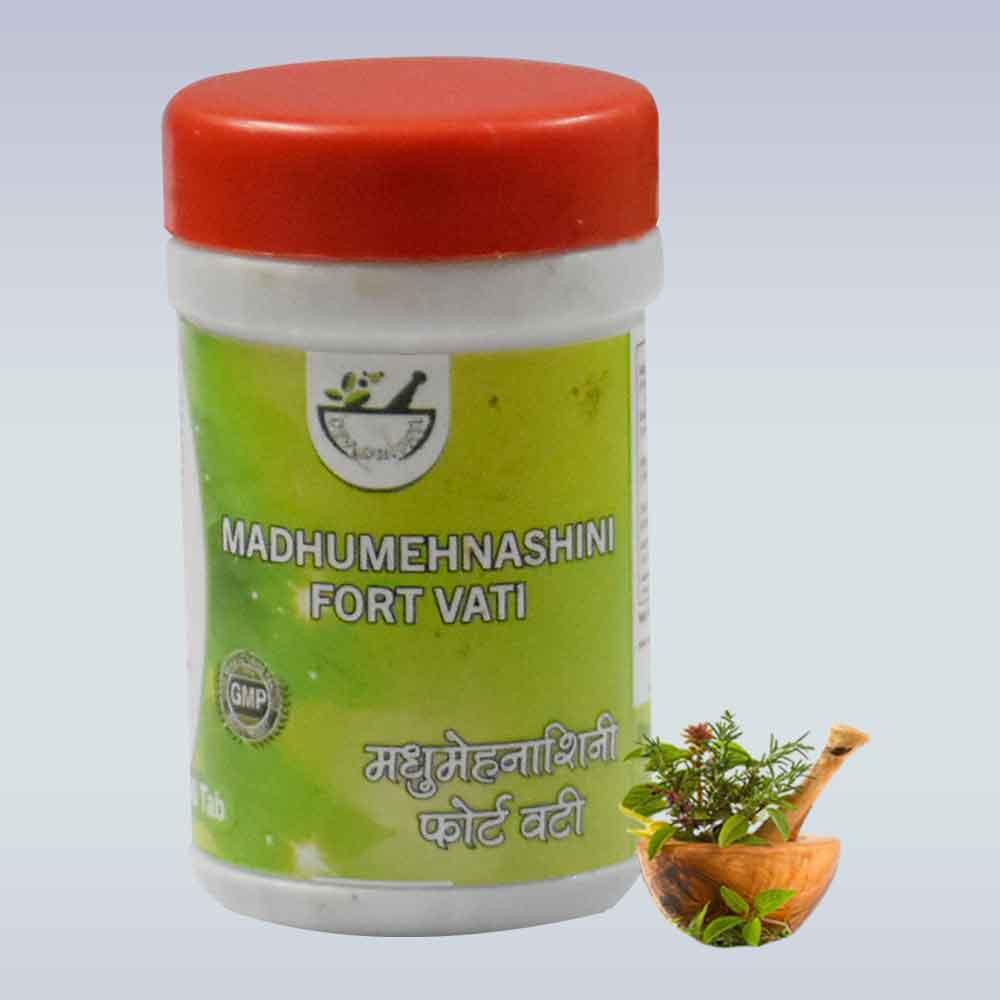 Madhumehanashani fort Vati